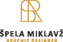 Špela Miklavž, graphic designer